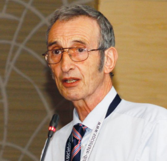 Prof. Sir George Alberti (UK)