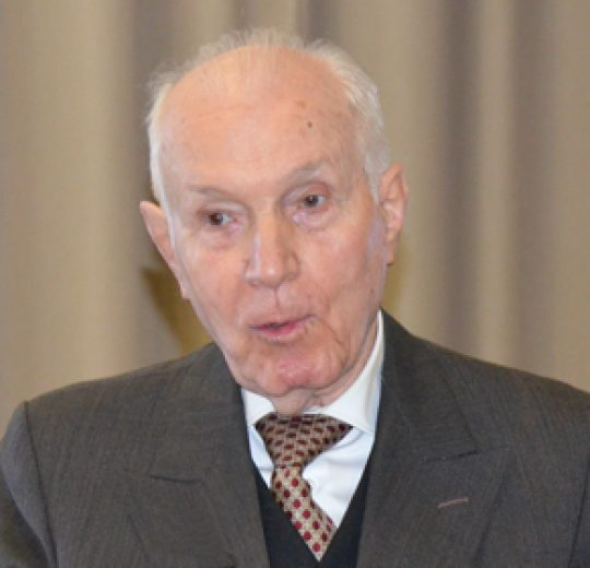 Prof. univ. dr. Gheorghe S. Băcanu
