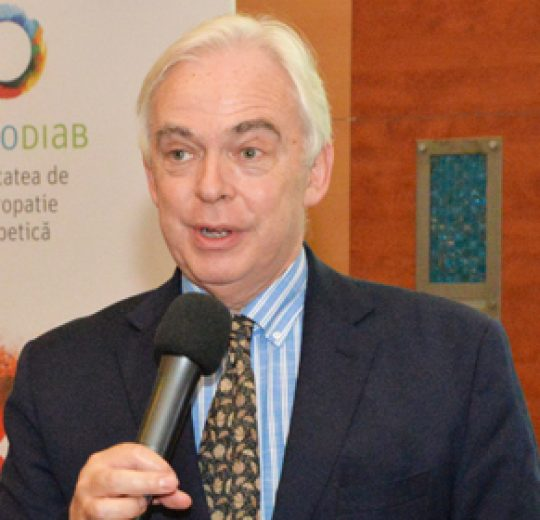 Prof. Andrew Boulton, MD, PhD (UK)