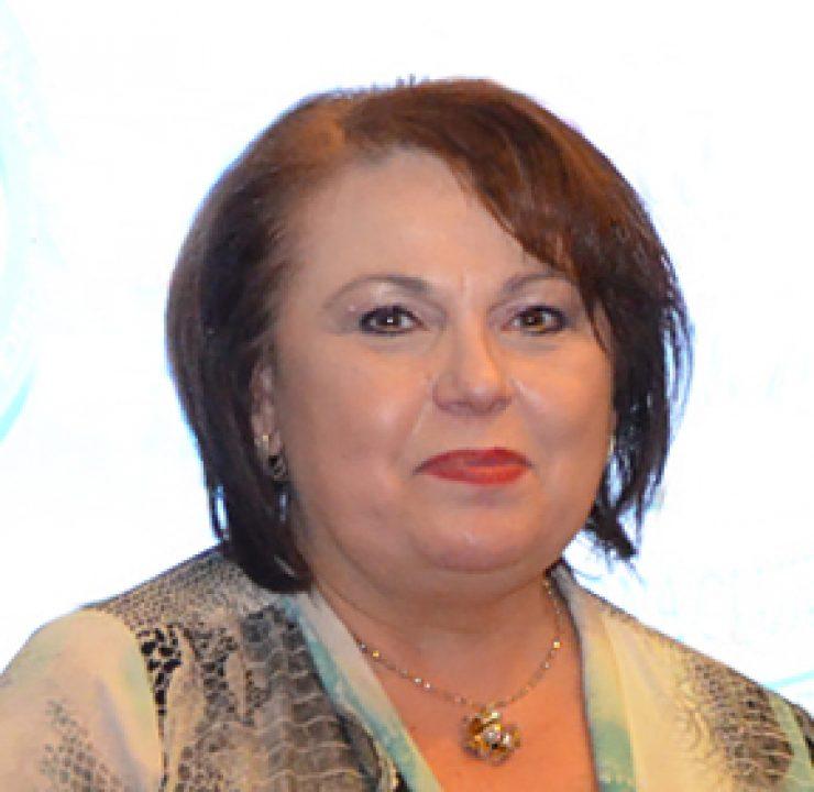 Prof. univ. dr. Gabriela Roman