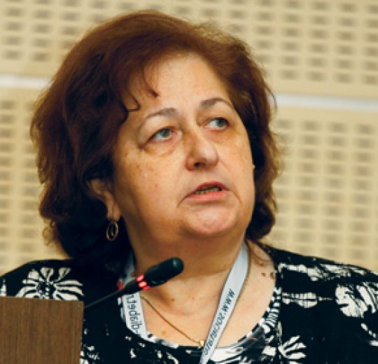 Prof. univ. dr. Mariana Graur