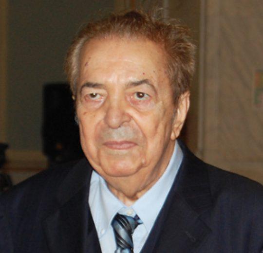 Prof. univ. dr. doc. Iulian Mincu