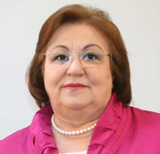 Prof. univ. dr. Maria Moța