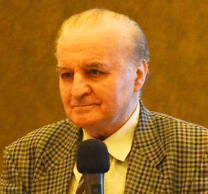 Prof. univ. dr. Constantin Ionescu-Tîrgovişte